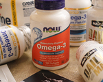 Omega 3 NOW foods 1000 MG, 100 CAPS