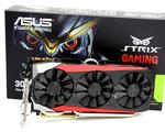 Vga Asus Strix Gaming OC GTX 980 Ti 6 gb 384 bit